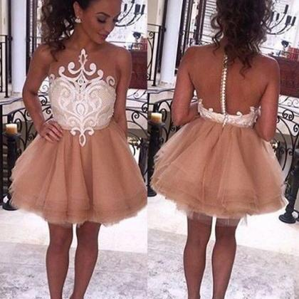 Princess Homecoming Dresses,Short H..