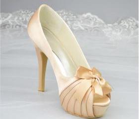 Satin High Heels Swe..