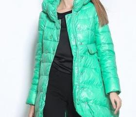 Green Winter Coats,B..
