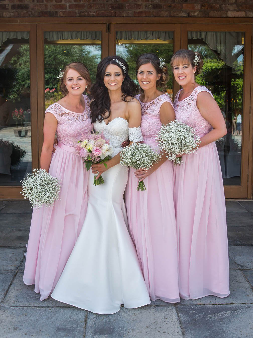 97dc83d084b Incredibly Flattering Plus Size Bridesmaid Dresses - Kennedy Blue