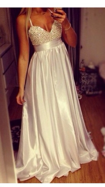Custom Made A Line Prom Dresses, Cheap Dresses For Prom,Spaghetti straps Evening Dresses,The Charming Prom Dresses