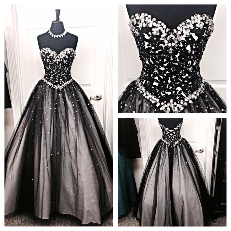 Back Up Lace Long Ball Gowns Prom Dresses,Modest Evening Dresses ...