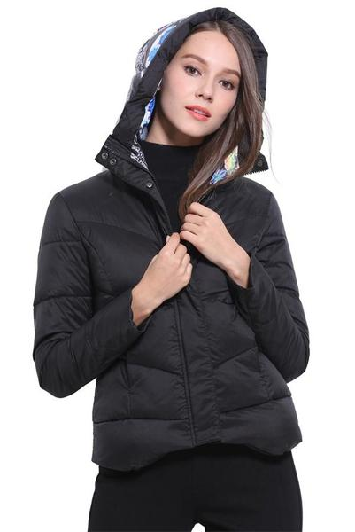 Pretty Warm Winter Coats,Short Women Down Jackets,Simple Cheap Down Jackets