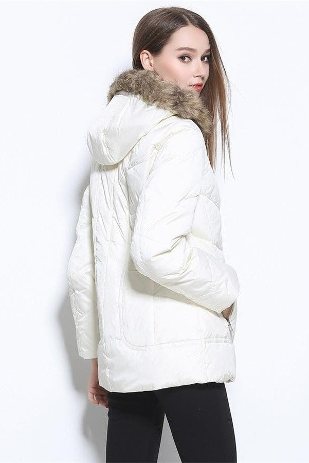 02b5226c5a1 White Down Jackets