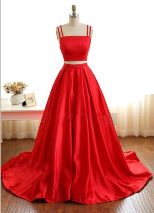 Bridesmaid Dresses,Red Prom Dresses,Two Pieces Prom Dresses,Evening Dresses,Prom Dresses For Teens,Sparkly Prom Gowns,Cheap Prom Dresses,Simple Party Dresses,Women Dresses