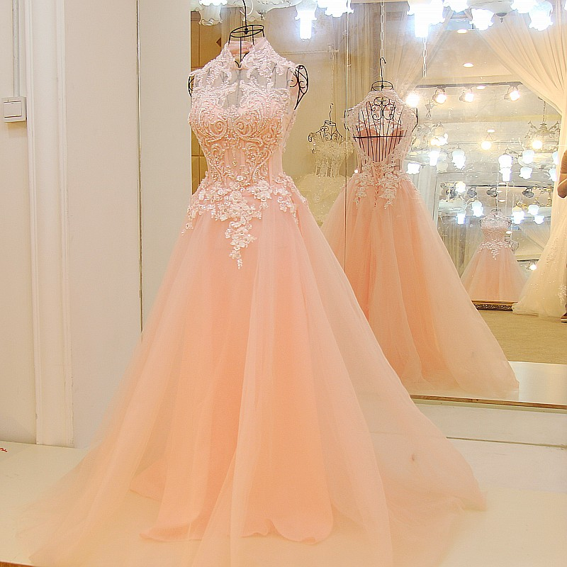 Pink Prom Dresses,Backless Prom Dresses,Long Prom Dresses,Lace Prom Dress,Sparkly Prom Dress,Evening Dresses,Beaded Dresses,Cute Dresses,Prom Dresses For Teens,2017 Prom Dresses