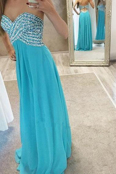 Sweetheart Prom Dresses,Chiffon Prom Dresses,Modest Prom Dresses,Long Prom Dresses,Cheap Prom Dresses,Beading Prom Dress,Prom Dresses For Teens,Prom Gowns,Prom Dresses,Party Dresses DR0157