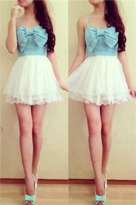 Cute Handmade Short Homecoming Dresses,Pretty Homecoming Dresses,Simple Cheap Homecoming Dresses