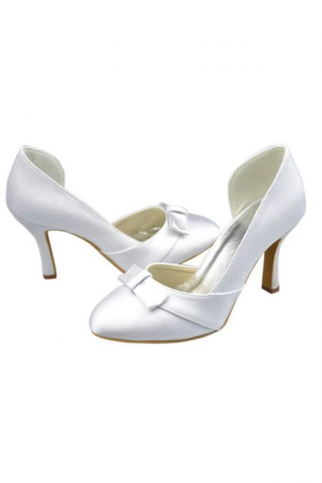 Newest Simple Cheap Handmade White High Quality Comgy Wedding Shoes,Women Shoes