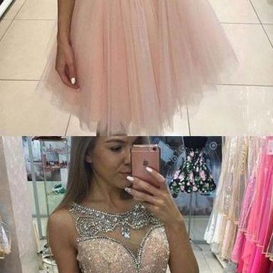 Homecoming Dresses,Pink Homecoming Dresses,Beaitful Homecoming Dresses,Sparkly Homecoming Dresses,Simple Cheap Homecoming Dresses,Short Homecoming Dresses,Cute Dresses,Sweeth 16 Dresses,Homecoming Dress For Teens DR0255