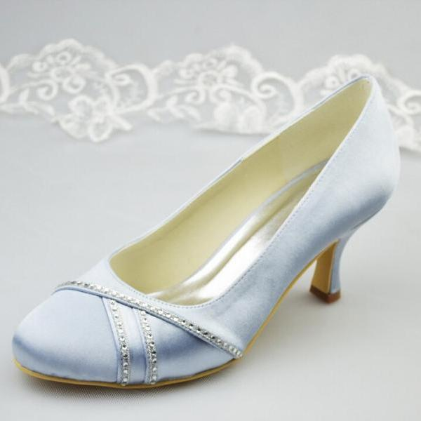 New Arrival Beautiful And Charming High Heels With Bow, Black High Heels, wedding shoes,