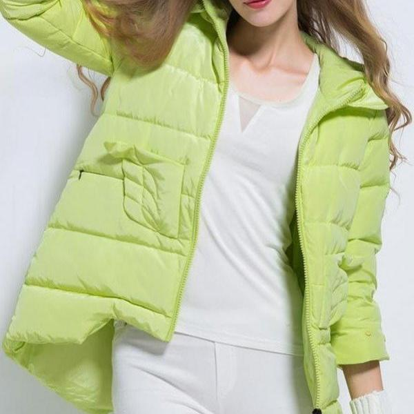 Cute New Style Winter Jackets,Cheap High Quality Down Jackets,Outdoor Women Coats,Warm Down Coats